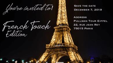 Photo of THE FRENCH TOUCH PARIS : Un évènement mode crée par une influenceuse française indépendante et responsable