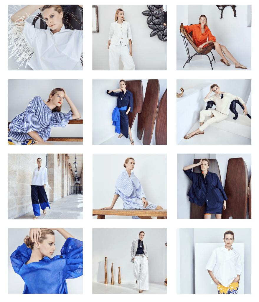 Margareth&Moi collection été 21